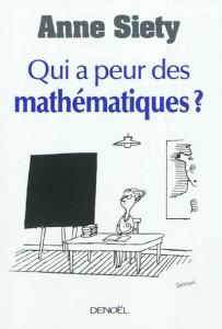 Couverture du livre qui a peur des maths