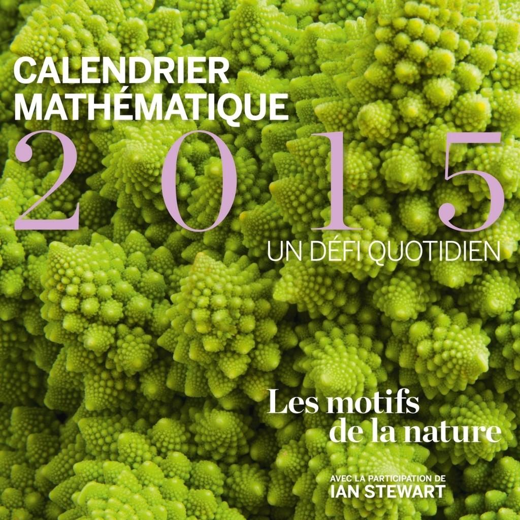 Visuel des défis du calendrier mathématique