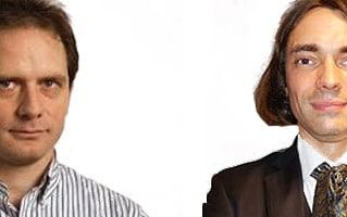 Karol Beffa et Cédric Villani