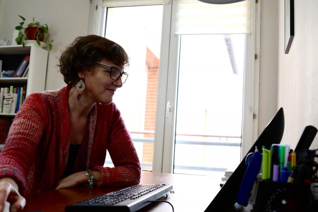 Agnès Rigny, psychopédagogue et cours particuliers