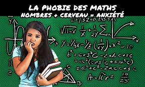 phobie des maths