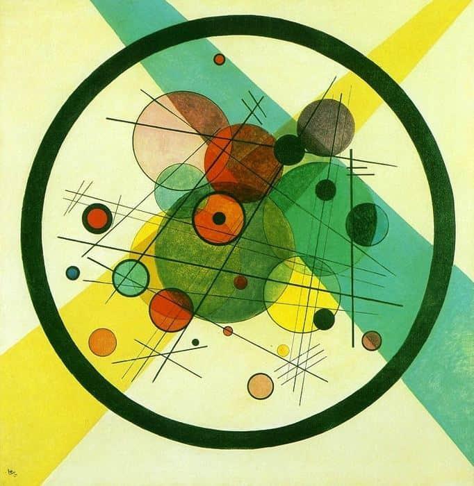 Les Maths Méditent – Max Ernst & Wassily Kandinsky