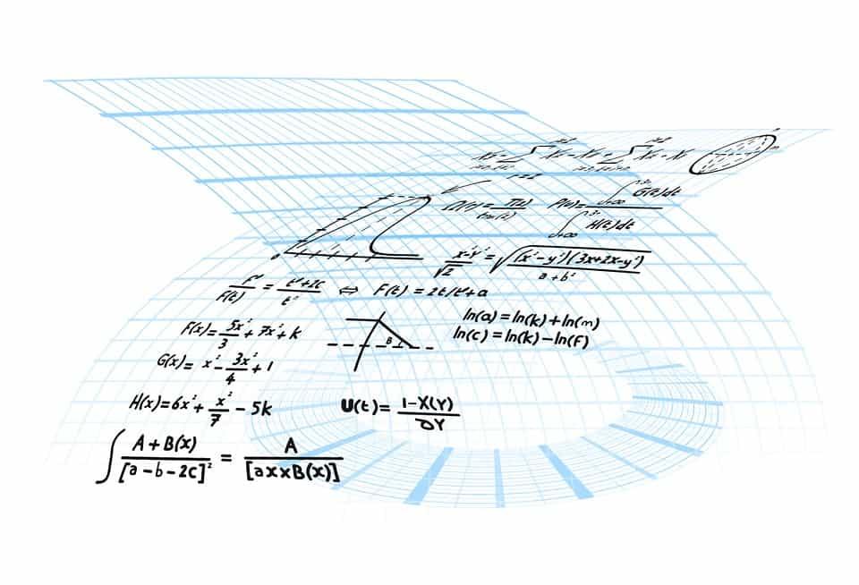 Les maths, ce n'est pas que du calcul…mais quand même!