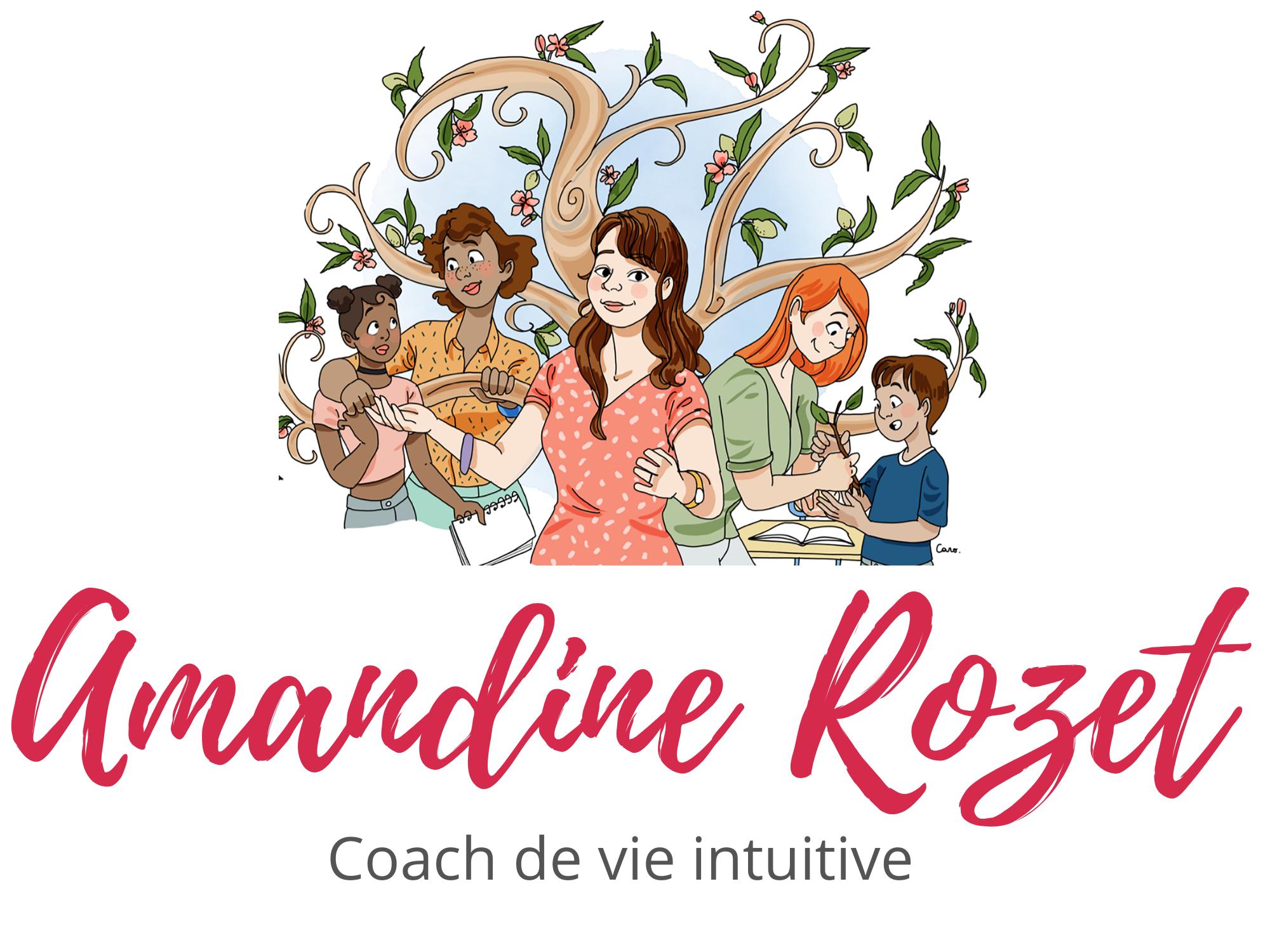 logo Amandine Rozet