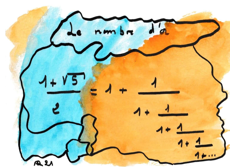 La beauté des formules de mathématiques 13